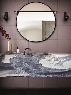 Interior Design Awards, Bathroom Interior Design, Home Interior, Interior Design Magazine, Interior Plants, Design Interiors, Bad Inspiration, Bathroom Inspiration, Bathroom Ideas