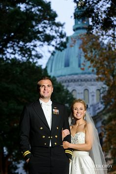 naval academy chapel wedding in annapolis, maryland