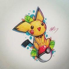 pokemon tattoos 5