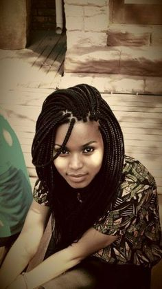 Love these braids! - Black Hair Information Community