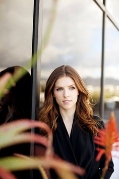 The actress Anna Kendrick shares her beauty secrets. Find out what hair and skincare products, makeup, and fragrances she uses to look her best. (Photo: Emily Berl for The New York Times)