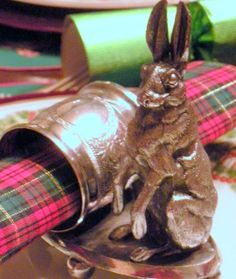 HYACINTHS FOR THE SOUL: Plaid Tidings ~ Vignettes from Christmases Past