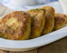 Croquettes de pommes de terre sans friture au Thermomix® : http://www.fourchette-et-bikini.fr/recettes/recettes-minceur/croquettes-de-pommes-de-terre-sans-friture-au-thermomixr.html