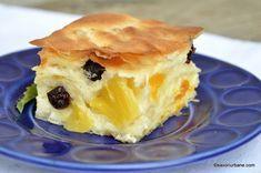 Fruit Recipes, Baby Food Recipes, Cake Recipes, Dessert Recipes, Cooking Recipes, Romanian Desserts, Romanian Food, No Cook Desserts, Cake Cookies