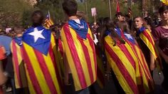 Catalonia: Spanish flags and what they mean https://tmbw.news/catalonia-spanish-flags-and-what-they-mean  Our service collects news from different sources of world SMI and publishes it in a comfortable way for you. Here you can find a lot of interesting and, what is important, fresh information. Follow our groups. Read the latest news from the whole world. Remain with us.