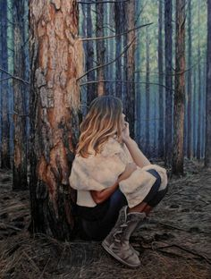 Bronwyn Hill, 1989 | Portrait /Figurative /Hyperrealist painter | Tutt'Art@ | Pittura * Scultura * Poesia * Musica |