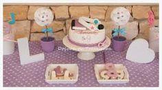 Resultado de imagem para bolo dra brinquedos e lanzinha