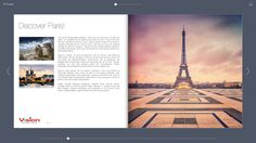 Flipsnack double page layout Magazine Design Inspiration, Magazine Layout Design, Layout Inspiration, Travel Inspiration, Travel Essentials For Women, Packing Tips For Travel, Louvre Museum, Brochure Examples, Page Layout