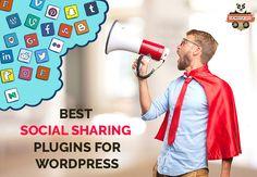 Best #Social #Media Sharing #Plugins For #WordPress [2017]  http://themaverickspirit.com/best-social-sharing-plugins-wordpress/