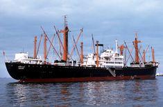 Vervlogen tijden NL zeeschepen Merchant Marine, Tug Boats, Yokohama, Antwerp, Steamer, Rotterdam, Sailing Ships, Singapore, Vehicles