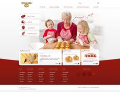 Dancake layout proposal. For more visit: http://be.net/mareklasota