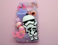 MADE TO ORDER: Custom Star Wars Decoden whipped cream case for