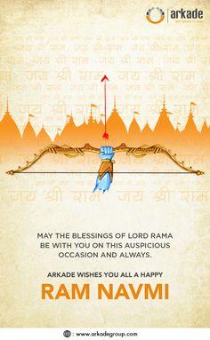 Team Arkade wishes you all a very Happy Ram Navmi Shiva Art, Krishna Art, Hindu Art, Festival Flyer, Festival Posters, Creative Poster Design, Creative Posters, Happy Birthday Celebration, Festival Celebration
