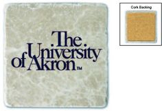 These beautiful square marble coasters make for the perfect home decor. Each coaster comes with a corked back to keep it from slipping and sliding. This makes for a great personalized touch around the home. You can get them single with out a box, 1 in a box, 2 or 4 in a box. The lid of the box is printed to match the coaster. You can also choose to put them in a mahogany or wrought iron holder. You choose between a kraft/brown or white box. Makes for perfect Christmas gifts, graduation…