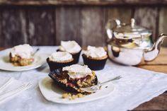 Seriously good cakes free from gluten, dairy, egg and nuts. Rhubarb Compote, Dairy Free, Gluten Free, Cake & Co, April 24, New Cookbooks, Vanilla Cupcakes, Egg Free, Icing