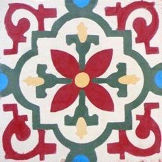 Mosaic Patterns, Pattern Art, Print Patterns, Clay Tiles, Mosaic Tiles, Saint Chapelle, Patchwork Tiles, Ramadan Crafts, Stuck