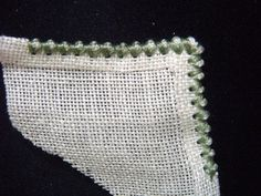 Whitework Embroidery: Smalll Hardanger Projects & Edging Tutorial