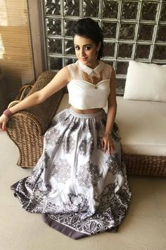 Actress Trisha was last seen in director Sundar C's 'Aranmanai 2' and her fans have been waiting to watch her in next film. Trisha has several films lined up this year and she has now completed shooting for her films, 'Mohini' and 'Garjanai'.  'Mohini' is reported to be a supernatural thriller and Trisha's first look in 'Mohini' was won good reviews. 'Garjanai' is the remake of Anushka Sharma's Bollywood film 'NH4'. This film is said to be a road thriller.  Trisha also has '96 with Vijay…