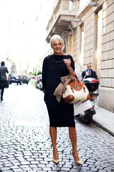 How I wanna look like 30 years from now... #streetstyle