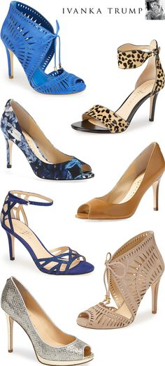 CHIC COASTAL LIVING: Chic Summer Shoes: IVANKA TRUMP @Nordstrom #nordstrom