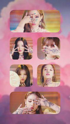 Visit the post for more. Mamamoo, Kpop Girl Groups, Korean Girl Groups, Kpop Girls, Minnie Wallpaper, 2ne1, K Pop, Exo Red Velvet, Divas