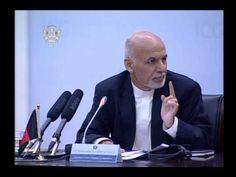 Ashraf GHANI Ahmadzai. Presidente de la República Islámica de Afganistán desde setiembre de 2014.