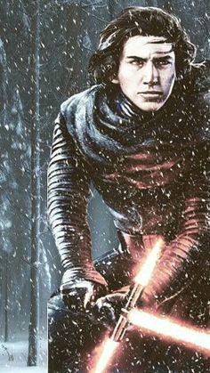 Kylo Ren Rey = Reylo fanart from Star Wars Episode VII The Force Awakens #kylo - Star Wars Bb8 - Ideas of Star Wars Bb8 #starwars #bb8 #starwarsbb8 - Kylo Ren Rey = Reylo fanart from Star Wars Episode VII The Force Awakens #kyloren #emokyloren #kylux #reylo #stormpilot #finnpoe #poefinn #poexfinn #poexfinn #tfa #starwars #reylotrash #theforceawakens #reyisbae #bb8 Star Wars Kylo Ren, Star Trek, Reylo Fanart, Knights Of Ren, Kylo Ren And Rey, Episode Vii, Star Wars Fan Art, Love Stars, Last Jedi