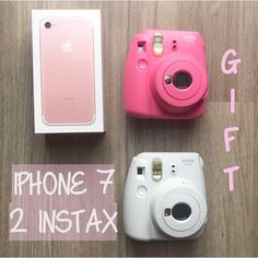 FOLLOW ---> @leyjoven NEXT!!  INTERNATIONAL GIFT   I've teamed up with a group of bloggers/influencers to give you a IPHONE 7 - 128gb  2 INSTAX  To participate:  1: FOLLOW ME.  2: GO TO @leyjoven and follow her and continue the loop until you come back to me.  3: Leave a comment telling us where you are from. If you want to double your participation count double tag 3 friends in the comment section and If you want a SUPER BONUS like the last three photos of all the accounts in the chain. You…