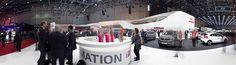 Internationaler Autosalon Genf 2013Foto