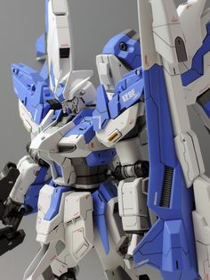 HGBF 1/144 Hi Nu Gundam Vrabe: Work by kicksnare. Photo Review No.24 Big Size Images http://www.gunjap.net/site/?p=247468