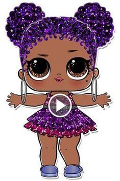 Boneca Lol linda de mais gostei