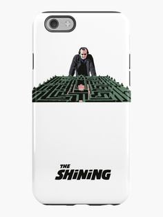 The Shining iPhone case The Shining, Film Movie, Movies, Coque Iphone, Thriller, It Works, Horror, Fanart, Iphone Cases
