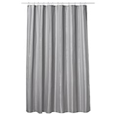 IKEA - SALTGRUND, Shower curtain, , Two-sided woven polyester which gives a soft…