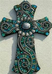 Believe - Mosaic Cross.   Crosses