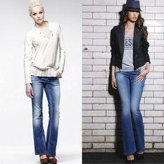 como usar jeans caimento boot cut2