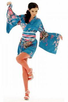 781fd80af 7 Best Kimonos images in 2017 | Oriental fashion, Dress, Japanese kimono