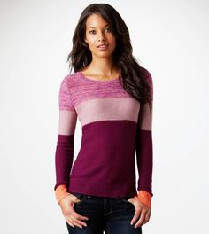 American Eagle: $44.95. AE Colorblock Popover. http://www.ae.com/web/browse/product.jsp?productId=0341_6929_500=cat1410002#