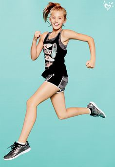 Style in motion! Get on the fab track with our ready to- run shorts and matching tanks.
