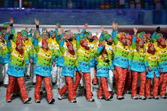 2014 winter olympics opening ceremony | ... Yet Important Acts of Protest on the Opening Day of the Sochi Olympics