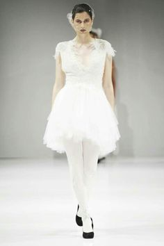 The Look: Trash Couture Spring 2012