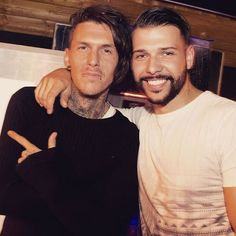 Miss this fucker while I bn ill, see ya tomoz at the tattoo fixers studio brother safe journey down @jayhuttontat2 #tattoofixers #e4 #sketchreppinink