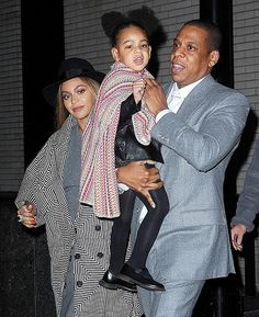 Blue Ivy Attends Annie Premiere With Beyonce, Jay Z: See the Cute Pics - Us Weekly