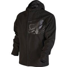 Amazon.com: Fox Men's Breakaway Soft Shell, Black, Small: Clothing $99