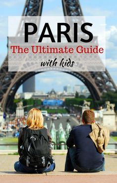 The ultimate guide to things to do in Paris with kids, family accommodation, where to eat in Paris with kids, what it is like exploring Paris with kids, how to get there and around and how much money you need. http://www.wheressharon.com/europe-with-kids/top-things-to-do-in-paris-with-kids/