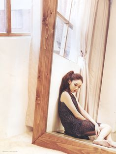 Lee Sung Kyung for Wanna Girls, January 2012 Issue Eddy Kim, Love 2014, Lee Sung Kyung, Weightlifting Fairy Kim Bok Joo, Joo Hyuk, Moon Lovers, This Is Love, Female Stars, Kdrama Actors