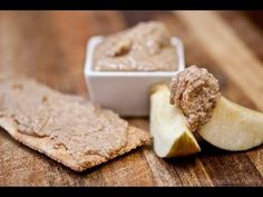 Clean Eating Cinnamon Almond Butter Recipe