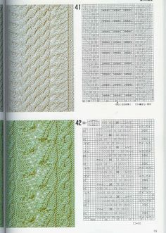 Wzory na druty - wang691566169 - Picasa-Webalben