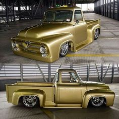 55 Ford F-100