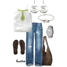 Easy, created by hosefish on Polyvore