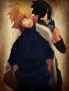 Naruto as the Seventh